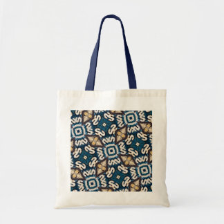 Fossil Road Mosaic Tote Bag