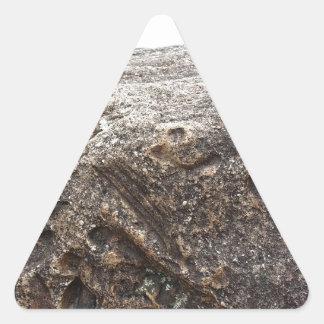 Fossil Rock Triangle Sticker