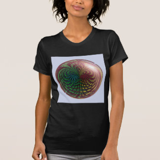 Fossil Wave Sphere T-Shirt