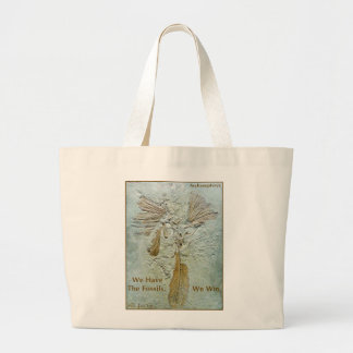 Fossil Win Archaeopteryx Jumbo Tote Bag
