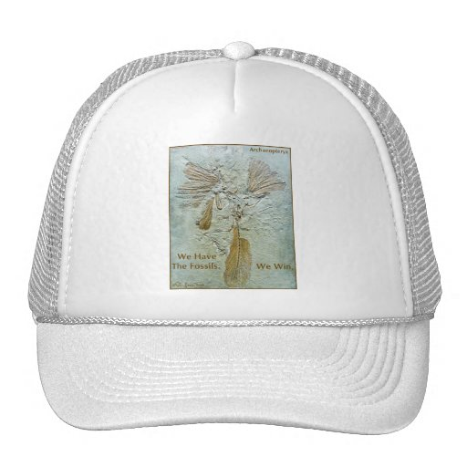 Fossil Win Archaeopteryx Trucker Hat