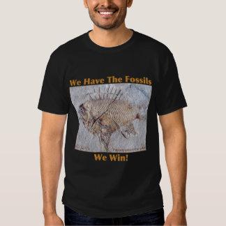 Fossil Win Tshirts