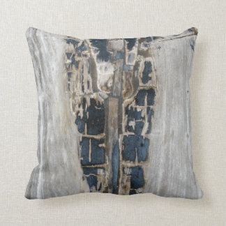 Fossilized Wood Cushion