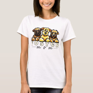 Foster Dog Mom T-Shirt