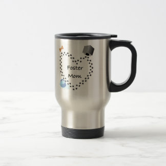 Foster (Dog) Mom Travel Mug