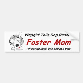 Foster Mum Bumper Sticker