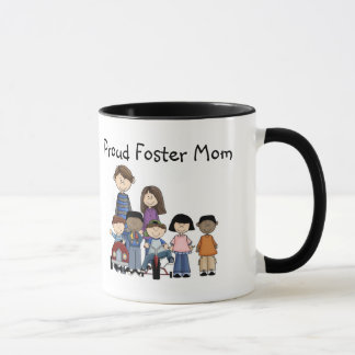 foster parent  mug