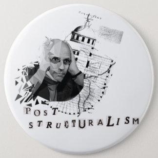 Foucault 6 Cm Round Badge