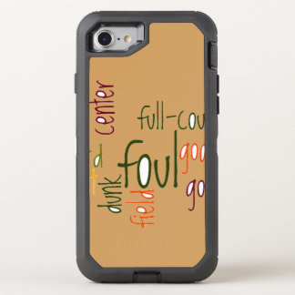 Foul Dunk OtterBox Defender iPhone 6/6s