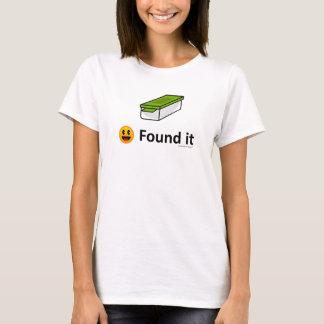 Found it - Geocaching Geocache Icon T-Shirt