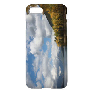 found lake  in glacier national park iPhone 7 case