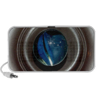 Found Marble Doodle Speaker Cover