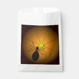 Found Me A Spider Halloween Favor Bags