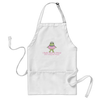 Found My Prince Engagement Standard Apron