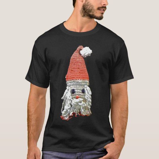 Found Santa Doll T-Shirt