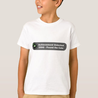 Found the Cake - Achievement Unlocked T-Shirt