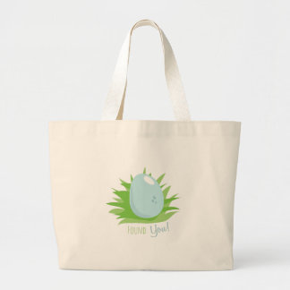 Found You Tote Bags