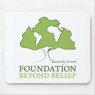 Foundation Beyond Belief logo Mousepads