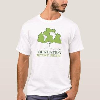 Foundation Beyond Belief logo T-Shirt