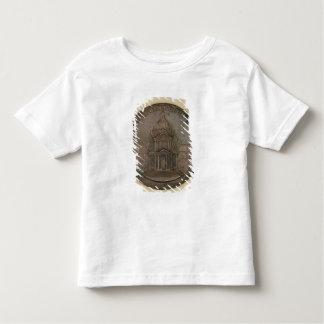 Foundation medal of Val-de-Grace T-shirts