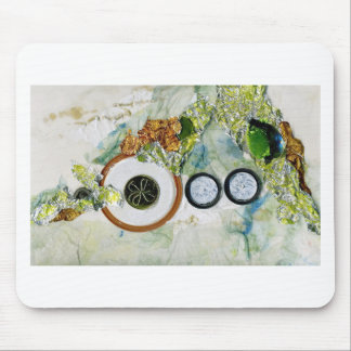 Foundation mixed media mousepads