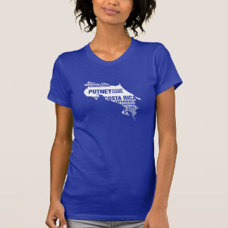 Foundations Costa Rica in Multiple Colors T-Shirt