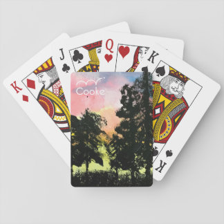 Founders Collection, Student Art Playing Cards #28