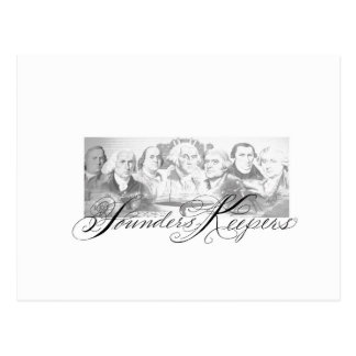 Founders Keepers Postcard