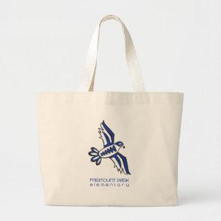 Founding Falcon Spirit Tote Bag