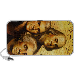 Founding Fathers Notebook Speakers