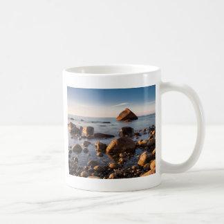 Foundlings on the Baltic Sea coast Basic White Mug