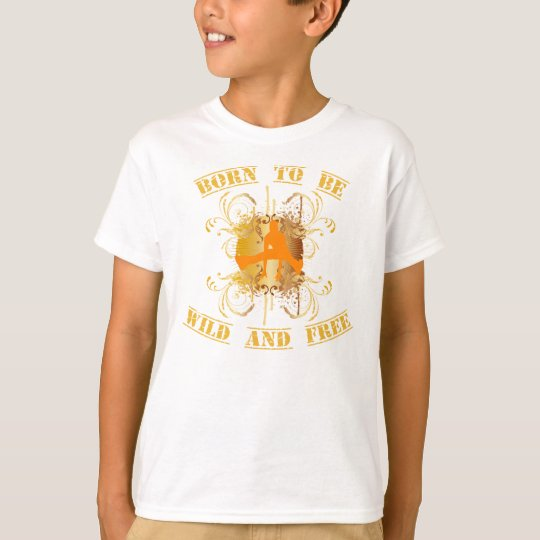 fount ton of BE wildly and free T-Shirt