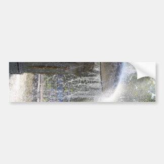 Fountain Bumper Sticker