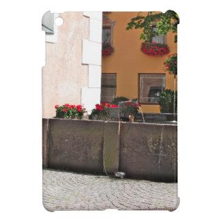 Fountain, Castelrotto (Kastelruth), Italy Case For The iPad Mini