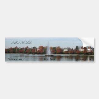Fountain Lake Bumper Sticker
