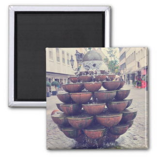 Fountain Square Magnet