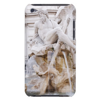 Fountain of the Four Rivers, Piazza Navona, Barely There iPod Cover