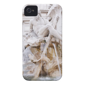 Fountain of the Four Rivers, Piazza Navona, iPhone 4 Case