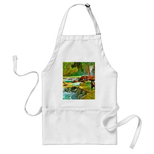 Fountain of Youth Aprons