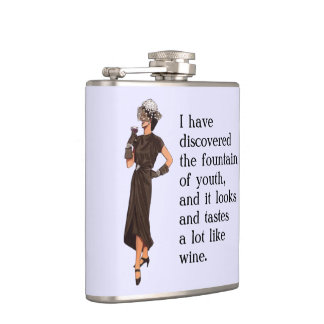 Fountain of Youth Flask