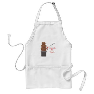 Fountain Of Youth Standard Apron