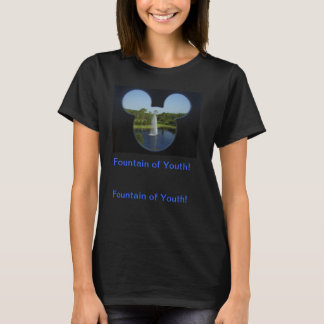 Fountain of Youth T shirt