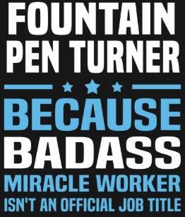 Fountain Pen T-Shirts & Shirt Designs   Zazzle UK