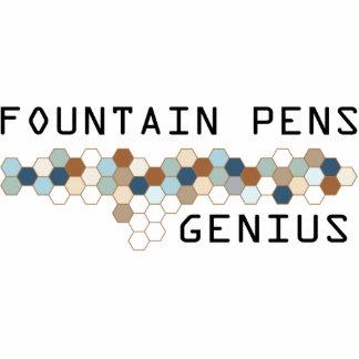 Fountain Pens Genius Cut Outs