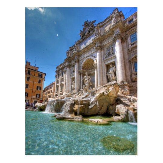 Fountain Postcard
