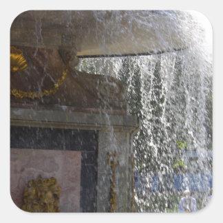 Fountain Square Sticker
