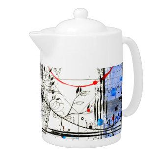 Fountain - teapot