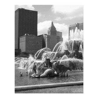 Fountains Custom Flyer
