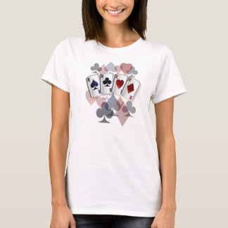Four Aces and Suits Shirt