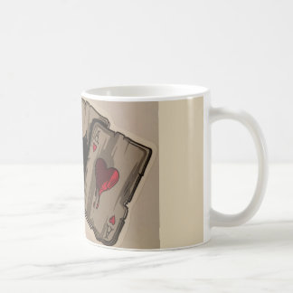 Four Aces Coffee Mug